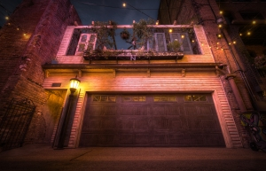 A private place in Printers Alley Nashville